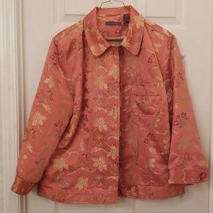 Liz Claiborne button up blazer